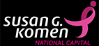 Susan G Komen® National Capital Logo