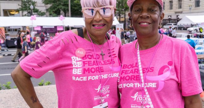2018 Race for Cure News!
